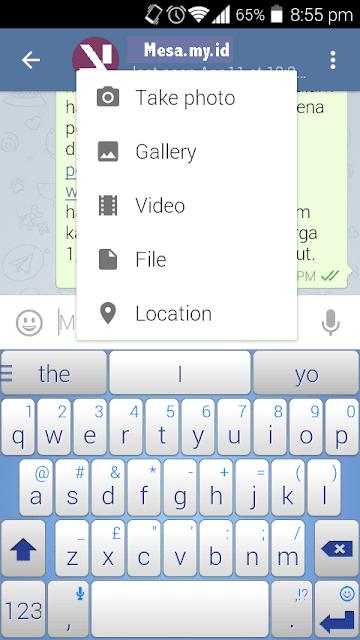aplikasi telegram