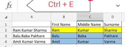 Text to Column in Excel