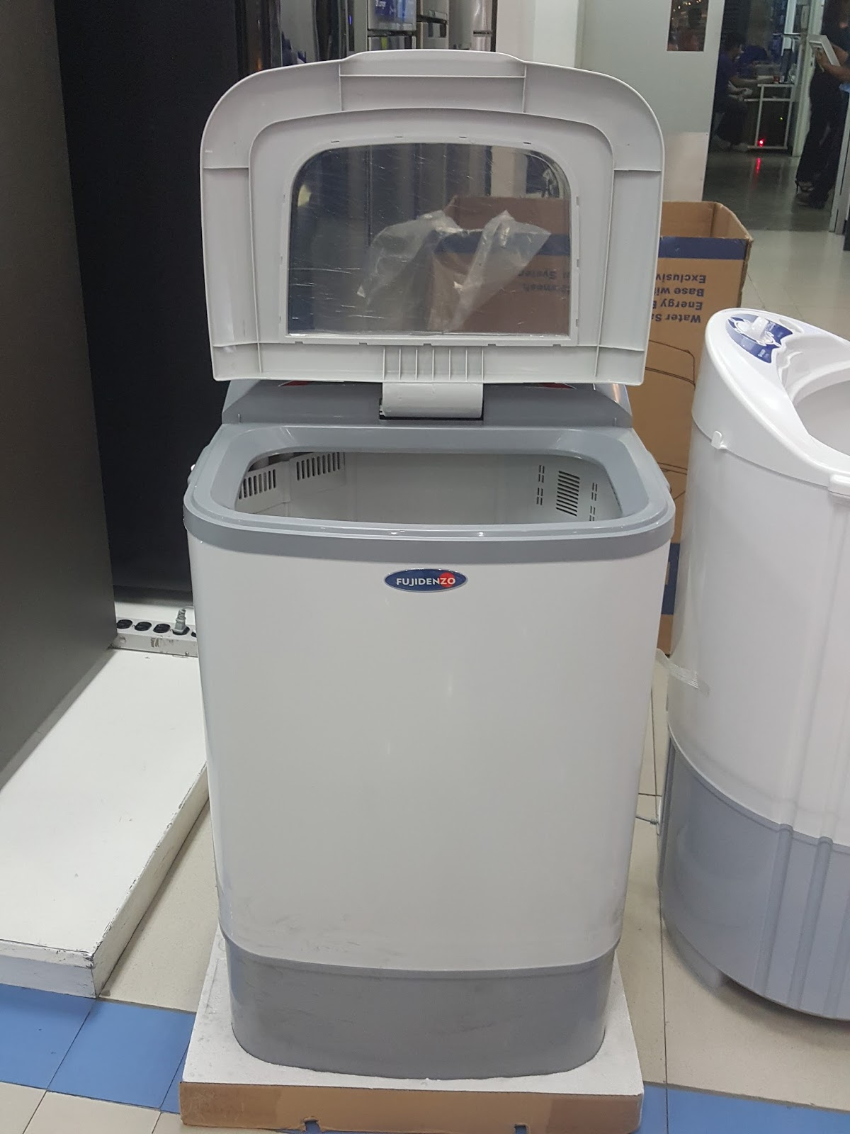 washing machine makers