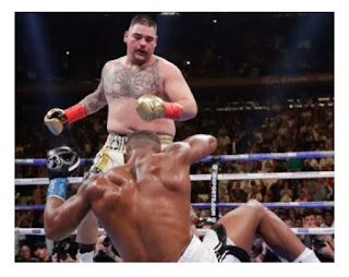 Andy Ruiz Is Good But He Can't Beat Me Twice – Anthony Joshua