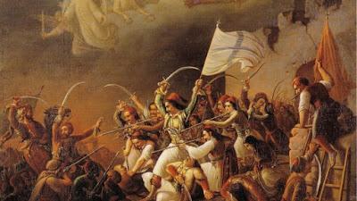 H Επανάσταση του 1821 μέσα από την εικονική πραγματικότητα