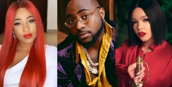 See How Nigerians Are Dragging Erica After Nengi Featured In Davido's New Music Video