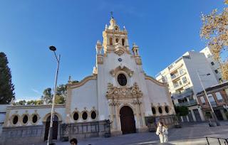 Iglesia de Nuestra Señora de Begoña, Puerto de Sagunto.