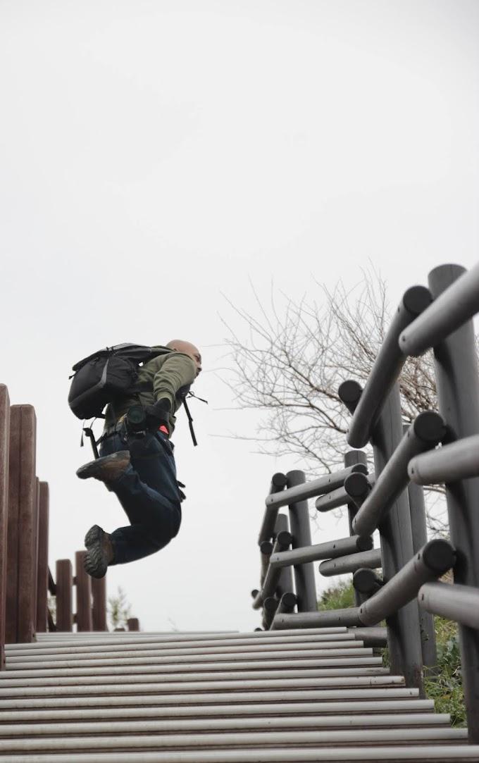 Levitation at Busan, Korea
