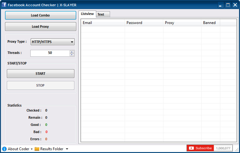 تحميل برنامج تشيكر وفحص  حسابات فيس بوك