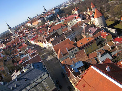 Tallin in Estonia