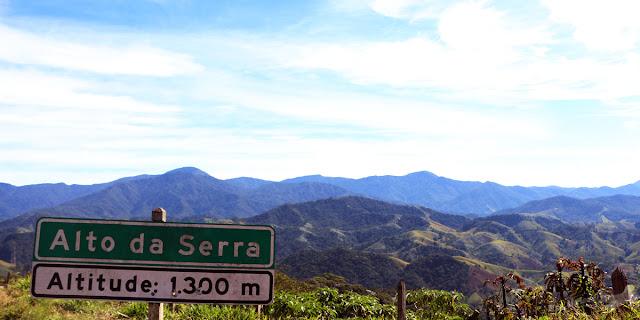 Serra da Mantiqueira, Rio de Janeiro