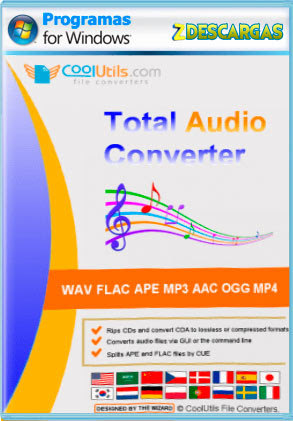 Total Audio Converter descargar gratis