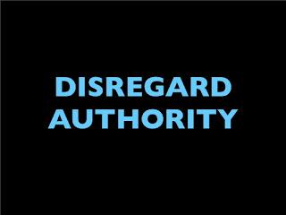 Seeds Of Destiny (SOD) Devotional, 24 October 2020 - Disregard For Authority