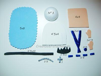 piezas-y-medidas-niño-comunión-tutorial-imanes-primera-comunion-en-goma-eva