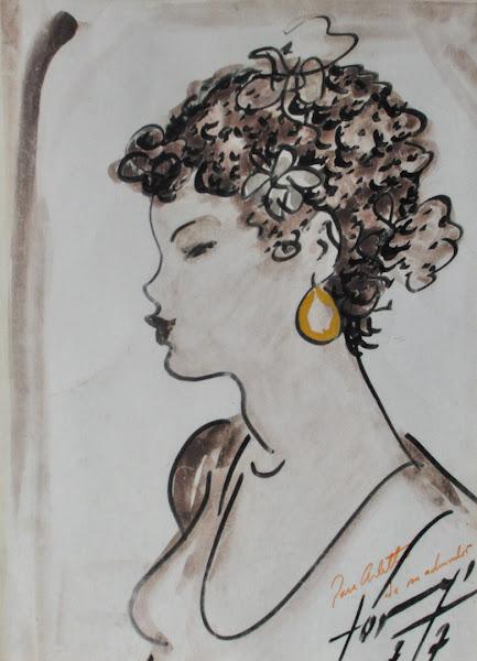 Para Alette de su admirador, 1977