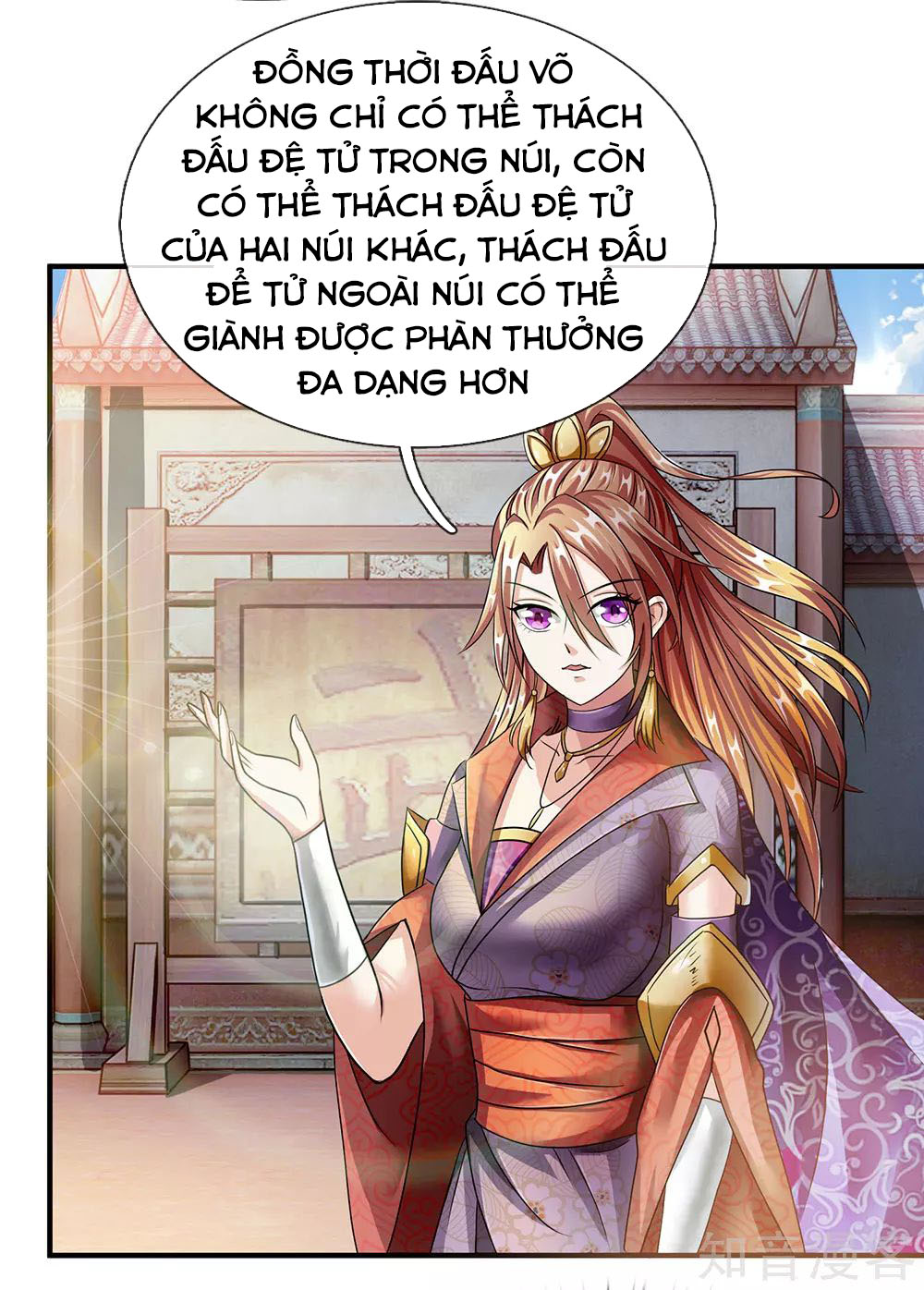 Nghịch Thiên Kiếm Thần Chapter 71 video - truyenmh.com