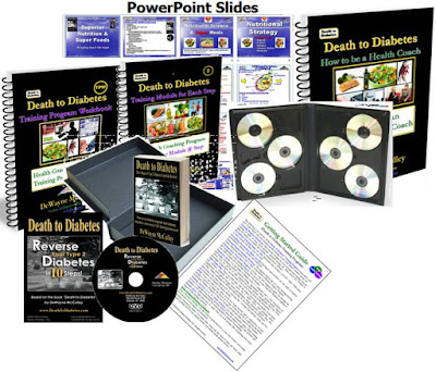 DTD Health Coaching and Business Training Program with Kit