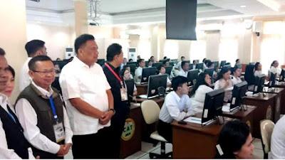 Revisi Pengumuman Pelaksanaan Seleksi CPNS Pemprov Sulut