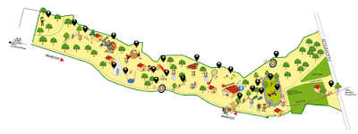 Mappa Activo Park