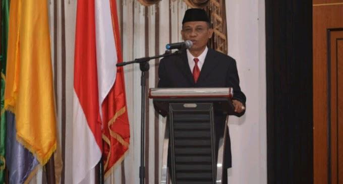 Sah, Hermansyah Jabat Ketua Dewan Pendidikan Sinjai