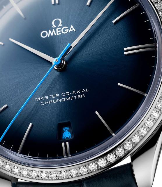 Omega De Ville Trésor Orbis Edition