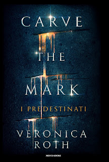 Carve the mark cover