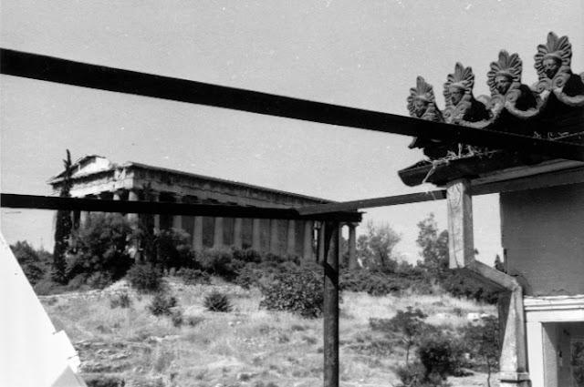 ΑΓΝΩΣΤΗ ΙΣΤΟΡΙΑ : Αφιέρωμα στο Βρυσάκι (Η συνοικία που θυσιάσθηκε για τις ανασκαφές της Αρχ. Αγοράς)