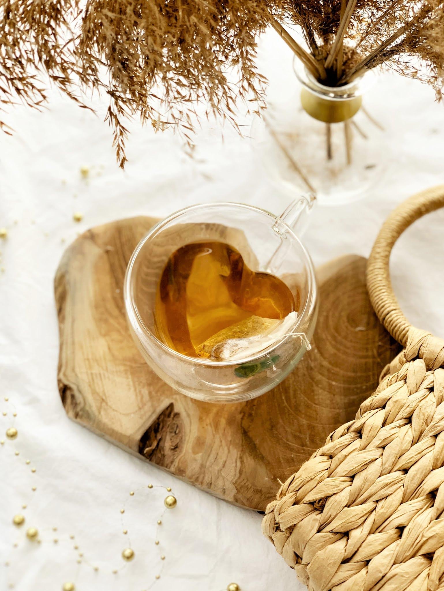 Ulubieńcy lipca: herbata, świeca, letnie obiady i piosenka