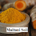 Multani soil for hair problems