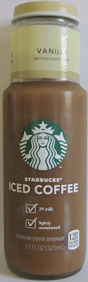 Caffeine King: Starbucks Vanilla Iced Coffee Review