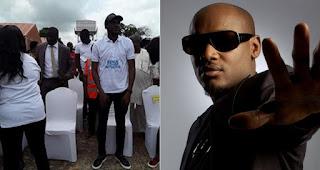 Tuface Idibia Promises To Organize Concert For Markudi Flood Victims