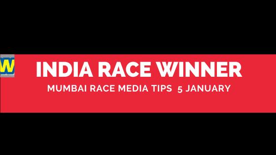 Mumbai Race Media Tips 5 January