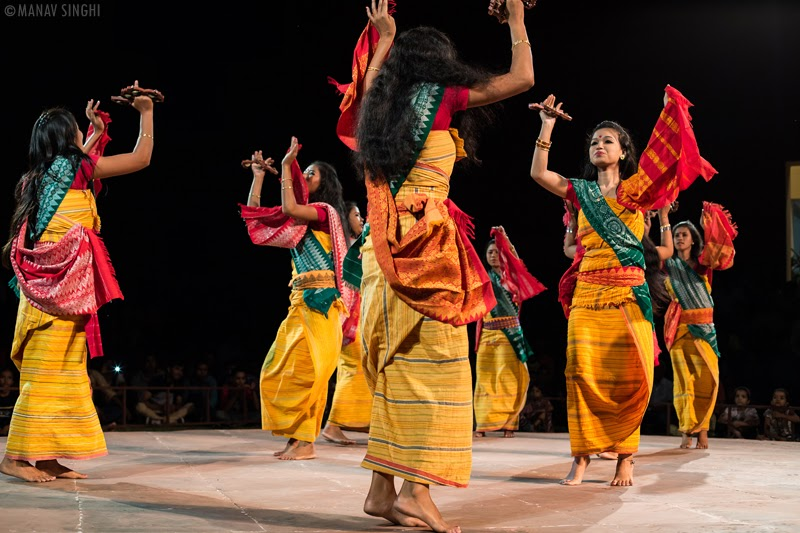 Bardoi Shikhla Folk Dance Assam