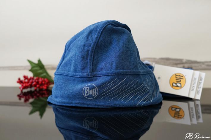 Buff Tech Fleece R-Night Blue Windproof Hat