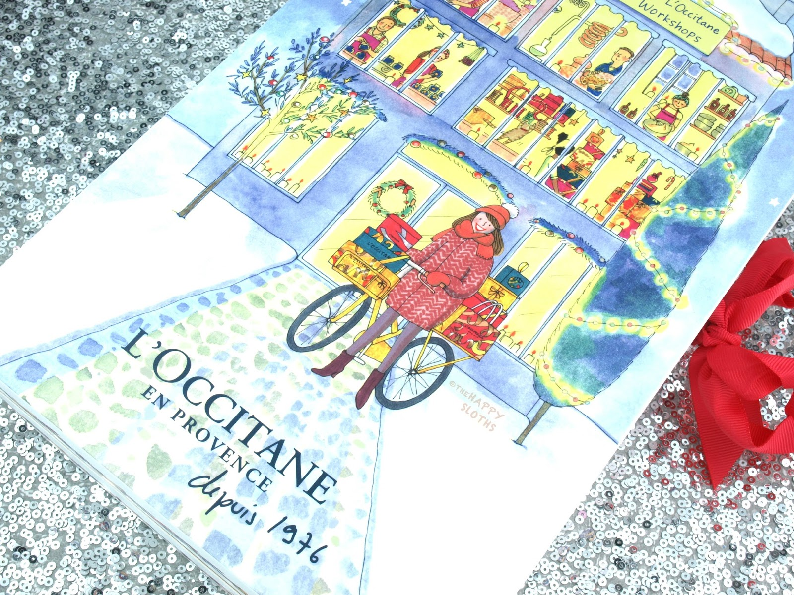 L'Occitane Holiday 2016 Advent Calendar Spoiler
