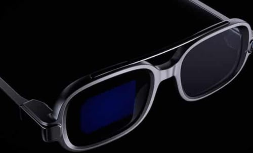 Xiaomi introduces smart glasses with MicroLED display