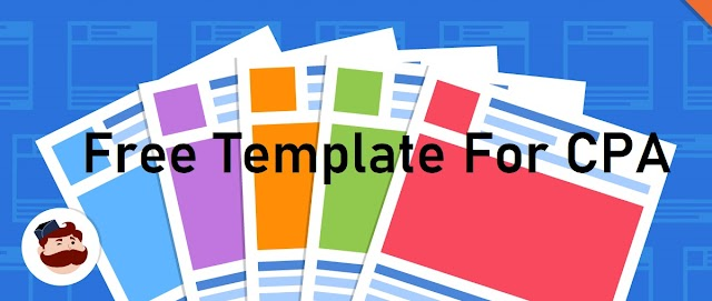 Best Template For CPA Marketing