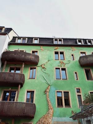 Street art Neustadt Dresden