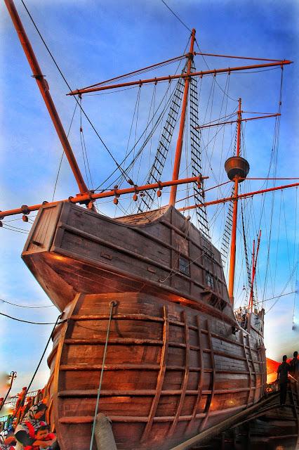 The Malaca Ship