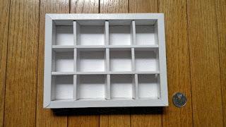 Kotak | Box coklat isi 12 (4x3)