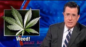 LSAT Logic in the Colbert Report | Marijuana Legalization