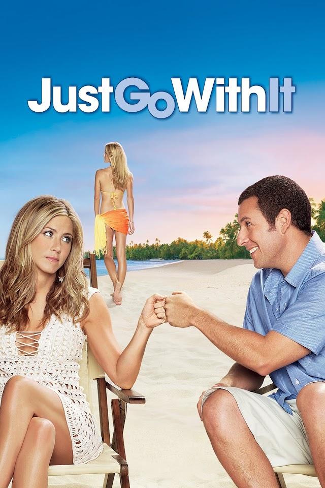 Just Go With It 2011 x264 720p Esub BluRay Dual Audio English Hindi THE GOPI SAHI