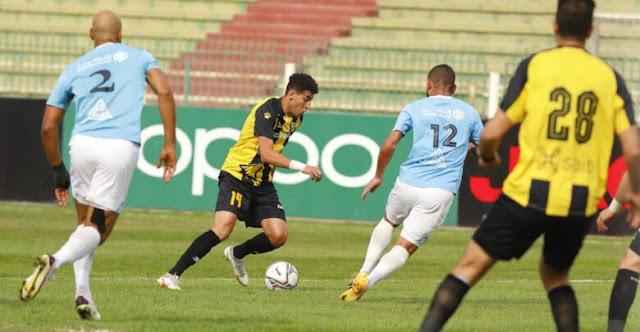 اهداف مباراة المقاولون العرب وغزل المحلة (2-1) الدوري المصري