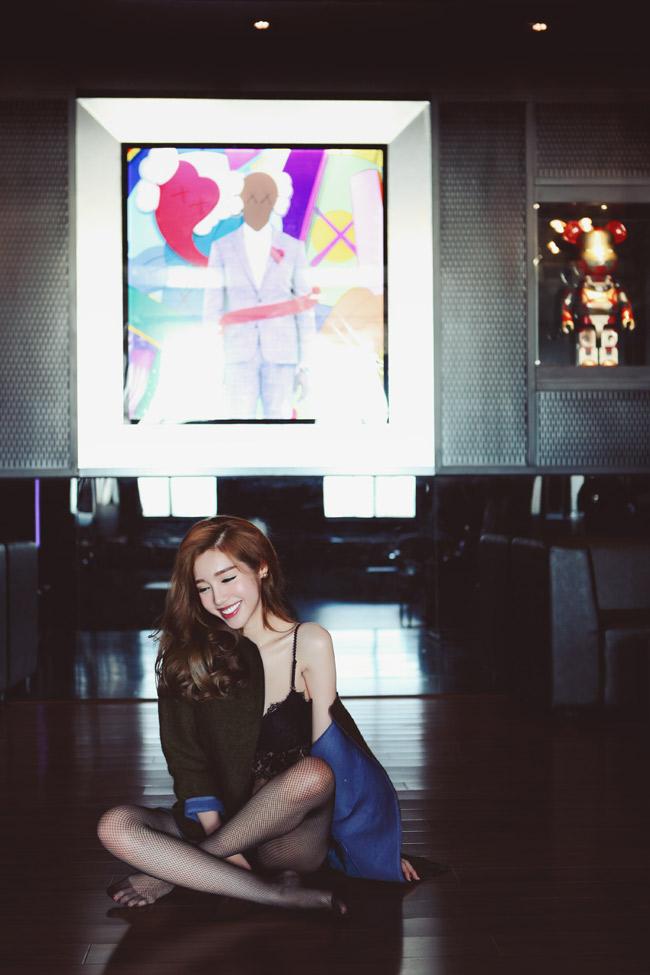 Elly Tran - new pic