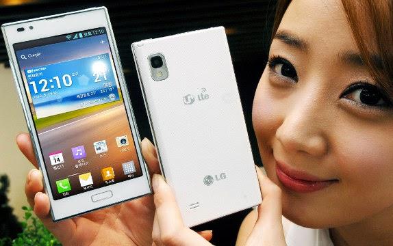 LG Optimus LTE2 (F160KF160SLG F160L)