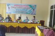 Pembagian BLT - DD Desa Siliwangi Salurkan 2 Tahap Pertama Tahun 2021