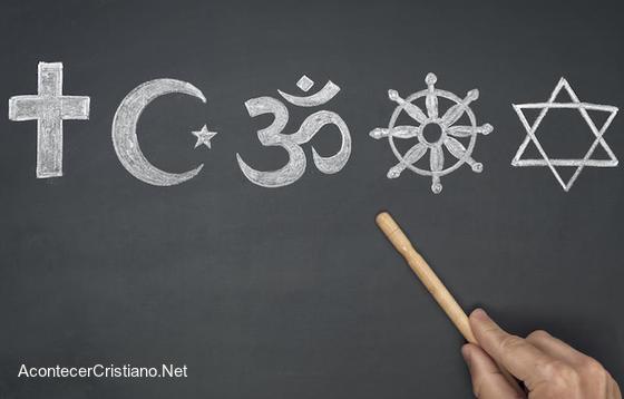 Religiones del mundo son importantes