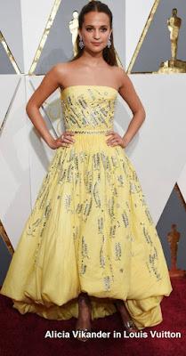 Alicia%2BVikander%2Bin%2BLouis%2BVuitton - Look Óscares 2016