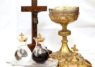 Pengertian dan Tujuan Perayaan Ekaristi - Agama Katolik