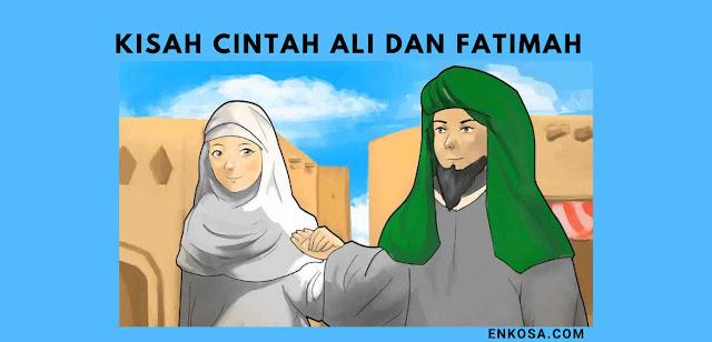 Kisah Cinta Ali bin Abi Thalib dan Fatimah Az-Zahr