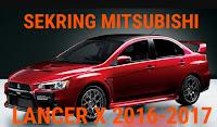 sekring MITSUBISHI LANCER X 2016-2017