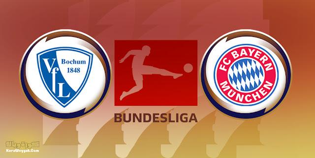 نتيجة مباراة بايرن ميونخ وبوخوم اليوم 18 سبتمبر 2021 في الدوري الالماني