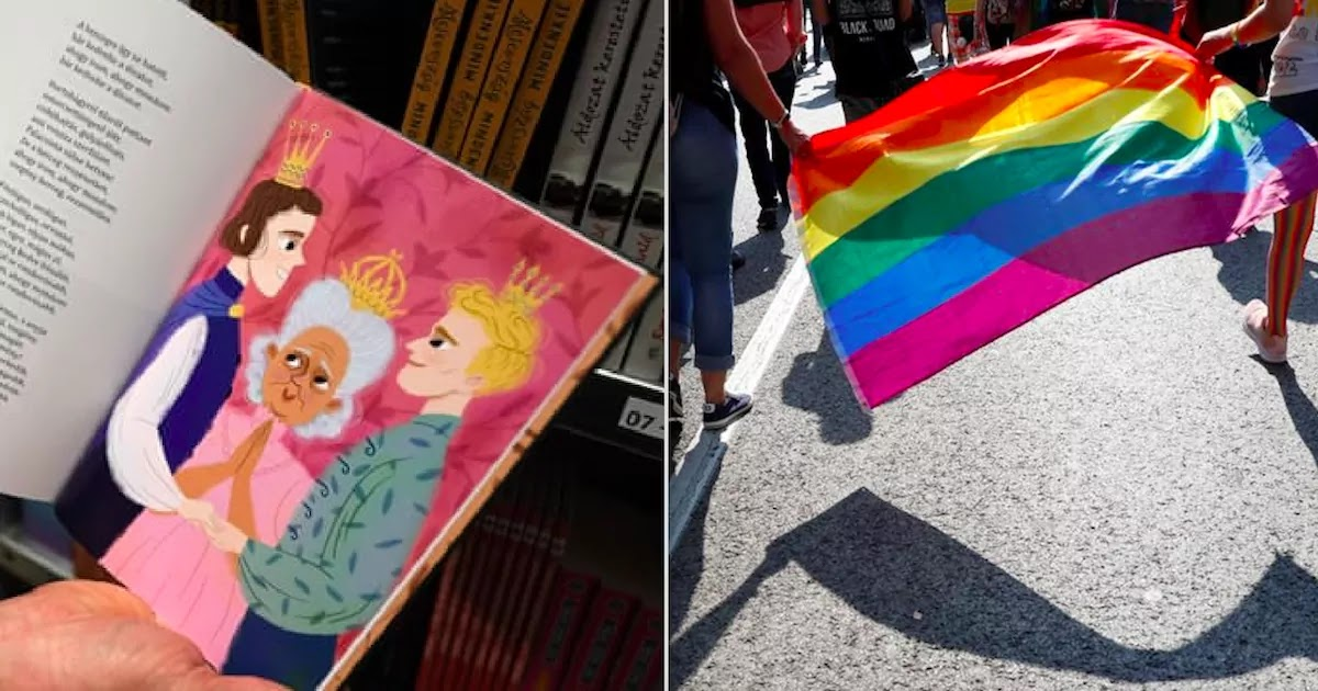 Hungary Orders Disclaimers To Be Put On Children's Book That Contains LGBT Themes