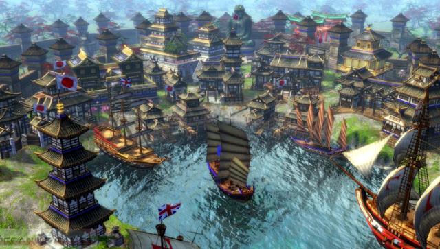 تحميل اللعبة الاستيراتيجية age of empires للكمبيوتر برابط مباشر مجانا